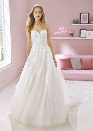 White One - CHELSEA - Collezione Sposa 2020 - Davida Sposa e Cerimonia - ME