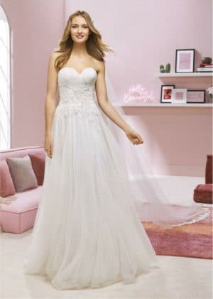 White One - KARA - Collezione Sposa 2020 - Davida Sposa e Cerimonia - ME
