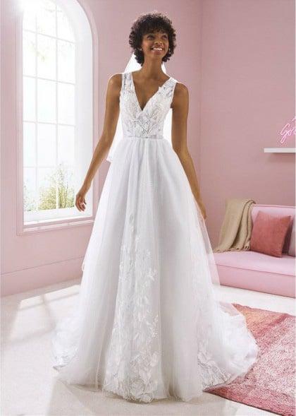 White One - KAREN - Collezione Sposa 2020 - Davida Sposa e Cerimonia - ME