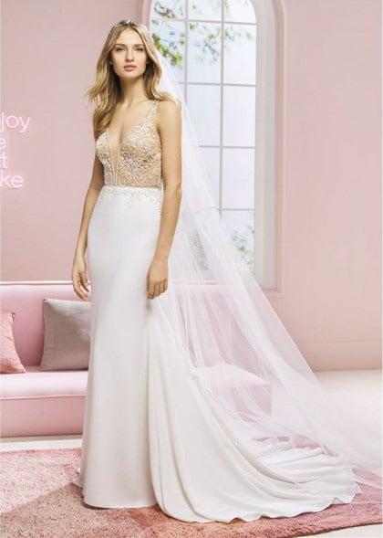 White One - KYLIE - Collezione Sposa 2020 - Davida Sposa e Cerimonia - ME