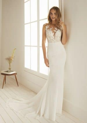 White One - OCALA - Collezione Sposa 2020 - Davida Sposa e Cerimonia - ME