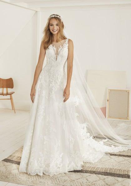 White One - OLITE - Collezione Sposa 2020 - Davida Sposa e Cerimonia - ME