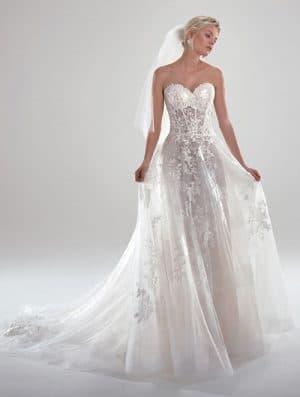 Aurora - AUA20511 - Collezione Sposa 2020 - Davida Sposa e Cerimonia - ME