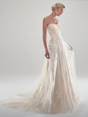 Aurora - AUA20962 - Collezione Sposa 2020 - Davida Sposa e Cerimonia - ME