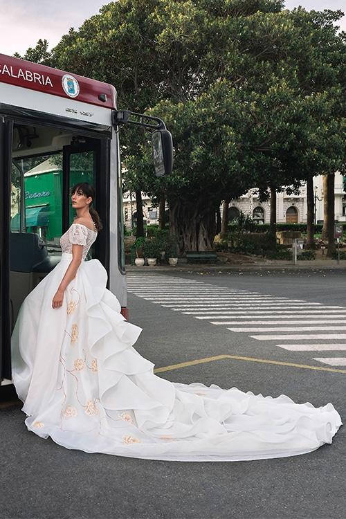 Davida Couture - 2020-01 - Collezione Sposa 2020 - Davida Sposa e Cerimonia - RC|ME|CS