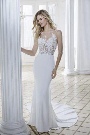 Divina Sposa - 202-10 - Collezione Sposa 2020 - Davida Sposa e Cerimonia - RC