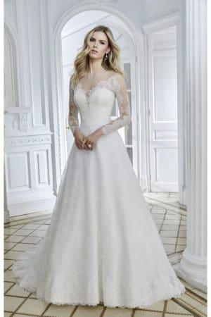Divina Sposa - 202-32 - Collezione Sposa 2020 - Davida Sposa e Cerimonia - RC