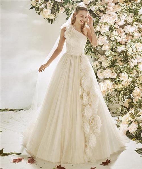 La Sposa - BORONIA - Collezione Sposa 2020 - Davida Sposa e Cerimonia - ME