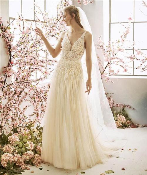La Sposa - FERN - Collezione Sposa 2020 - Davida Sposa e Cerimonia - ME