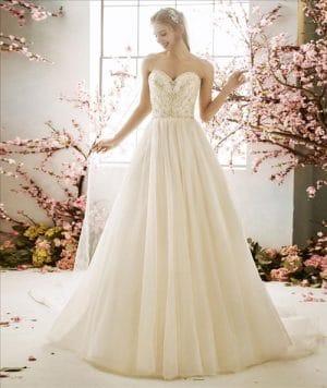 La Sposa - HYACINTH - Collezione Sposa 2020 - Davida Sposa e Cerimonia - ME
