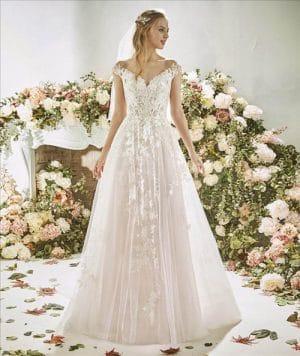 La Sposa - VERBENA - Collezione Sposa 2020 - Davida Sposa e Cerimonia - ME