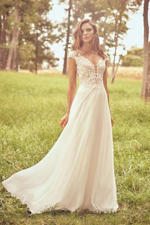 Lillian West - 66077 - Collezione Sposa 2020 - Davida Sposa e Cerimonia - CS
