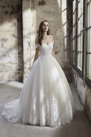 Miss Kelly - 201-04 - Collezione Sposa 2020 - Davida Sposa e Cerimonia - RC