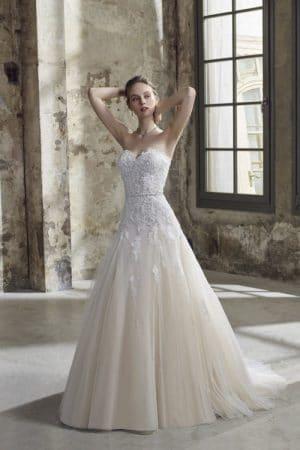Miss Kelly - 201-14 - Collezione Sposa 2020 - Davida Sposa e Cerimonia - RC