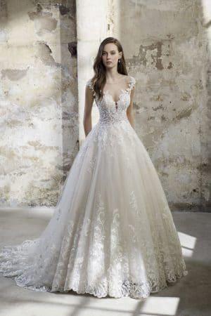 Miss Kelly - 201-16 - Collezione Sposa 2020 - Davida Sposa e Cerimonia - RC