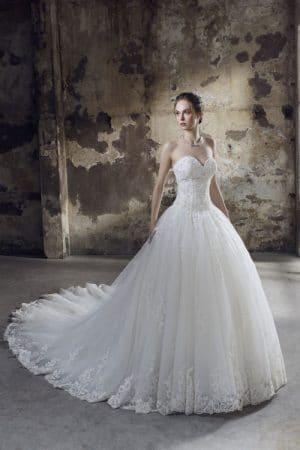 Miss Kelly - 201-19 - Collezione Sposa 2020 - Davida Sposa e Cerimonia - RC