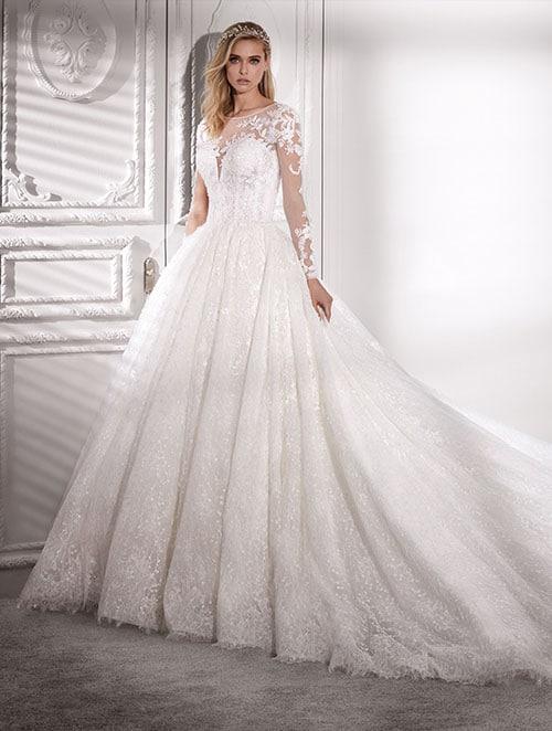 Nicole Couture - NCA20261 - Collezione Sposa 2020 - Davida Sposa e Cerimonia - ME
