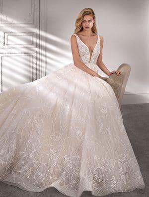 Nicole Couture - NCA20361 - Collezione Sposa 2020 - Davida Sposa e Cerimonia - ME