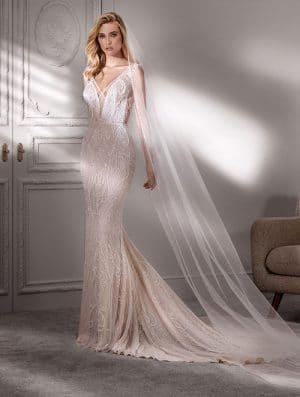 Nicole Couture - NCA20371 - Collezione Sposa 2020 - Davida Sposa e Cerimonia - ME