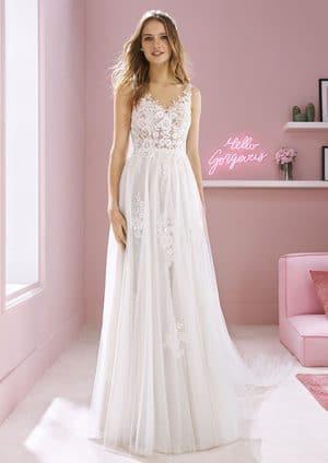 White One - MEGAN - Collezione Sposa 2020 - Davida Sposa e Cerimonia - ME