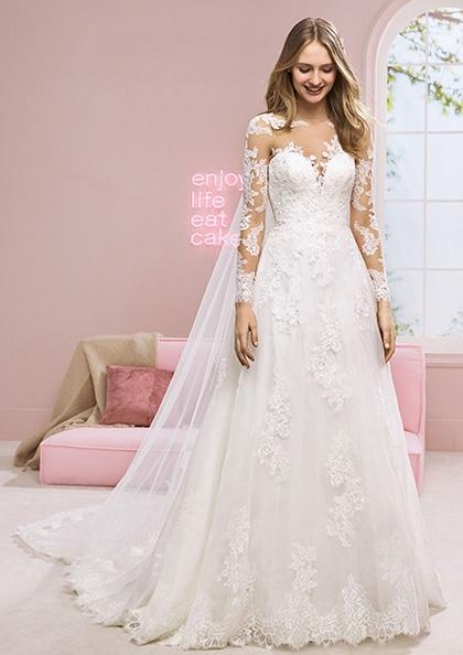 White One - RUKSHANA - Collezione Sposa 2020 - Davida Sposa e Cerimonia - ME