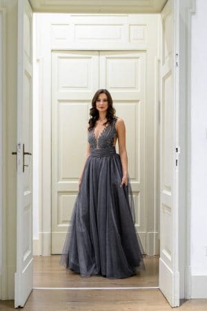 Davida Couture Cerimonia - 2020-127 - Collezione Cerimonia 2020 - Davida Sposa e Cerimonia - Reggio Calabria Messina Cosenza