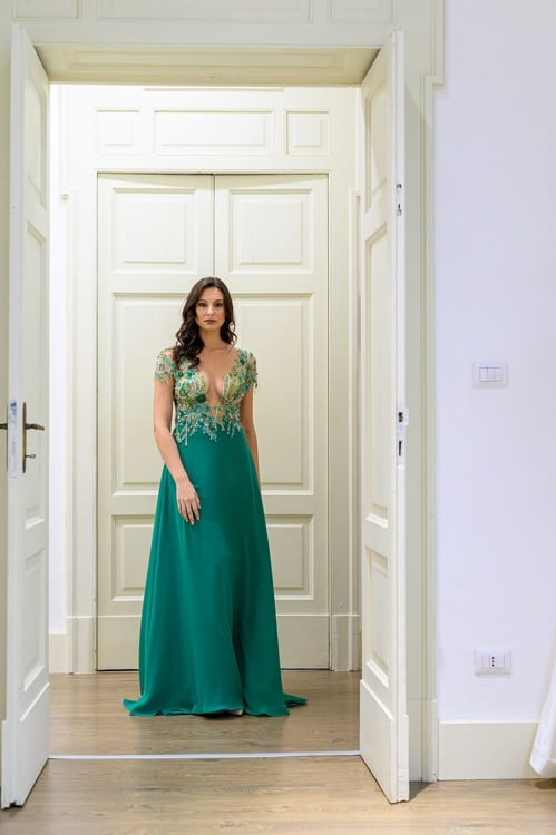 Davida Couture Cerimonia - 2020-146 - Collezione Cerimonia 2020 - Davida Sposa e Cerimonia - Reggio Calabria|Messina|Cosenza