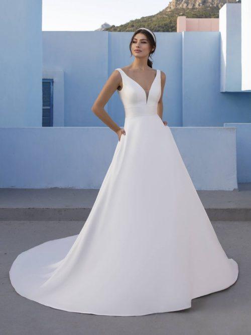 White One - Misteltoe - Collezione Sposa - Davida Sposa e Cerimonia - Cosenza